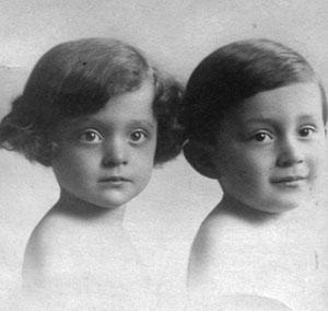 Lili et Lulu Ginsburg