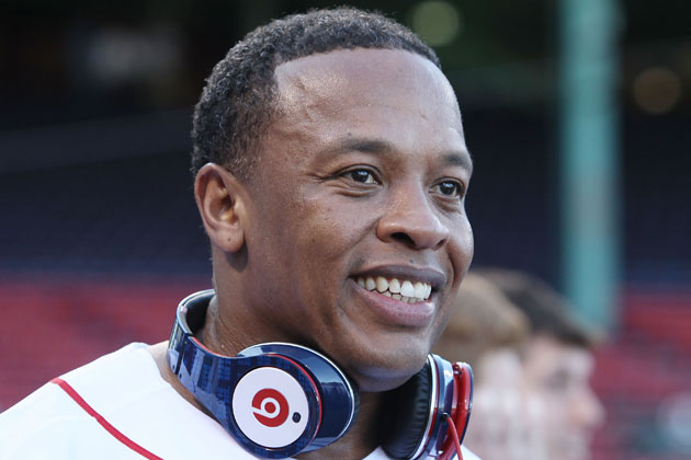 Dr Dre happy with its Beats