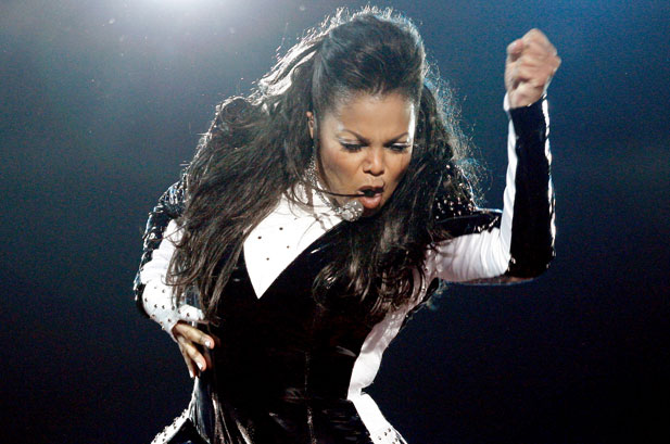 Janet live