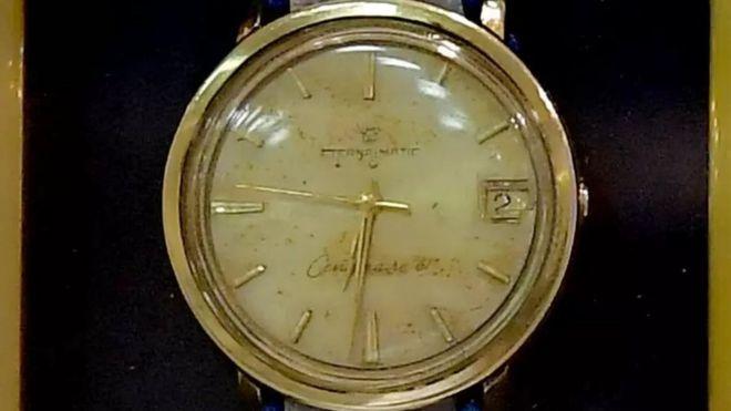 La montre d'Eli Cohen