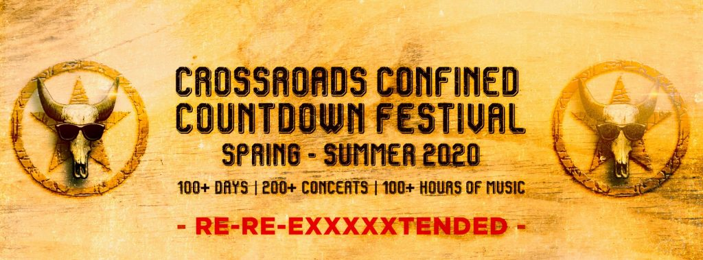 Crossroads confined countdown festival