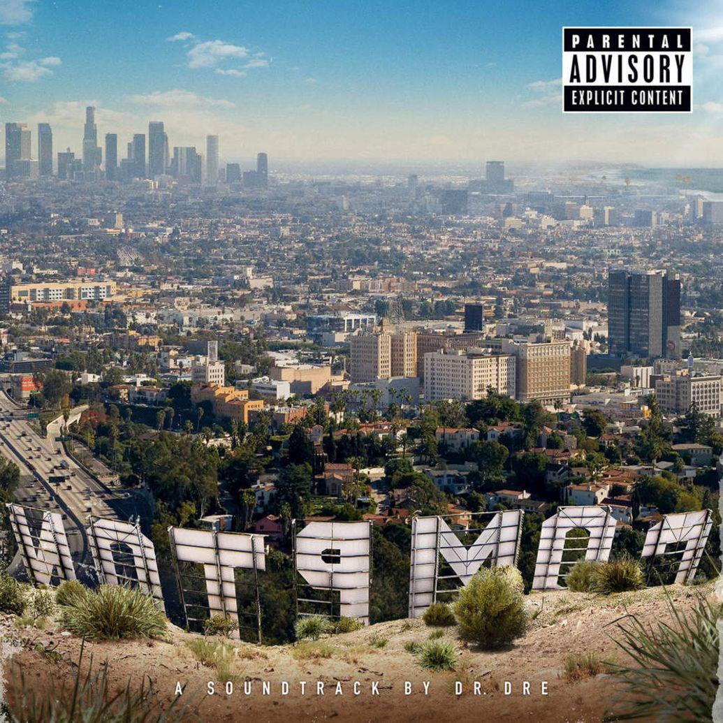 "Dr Dre ""Compton"""