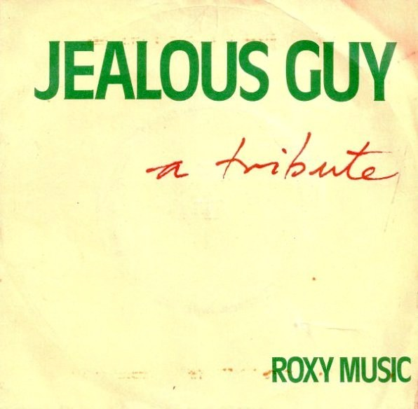 Bryan Ferry Jealous Guy cover