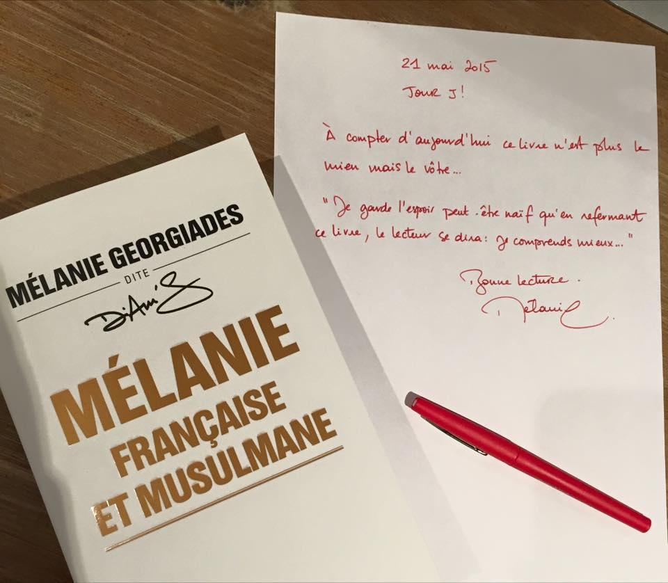 Mélane Française et musulmane