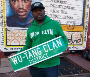 Wu Tang Clan Way