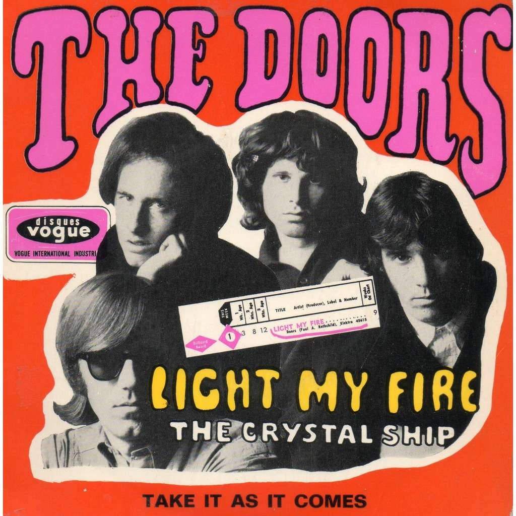 « Light My Fire »Doors,