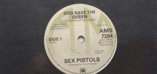 Sex Pistols A&M