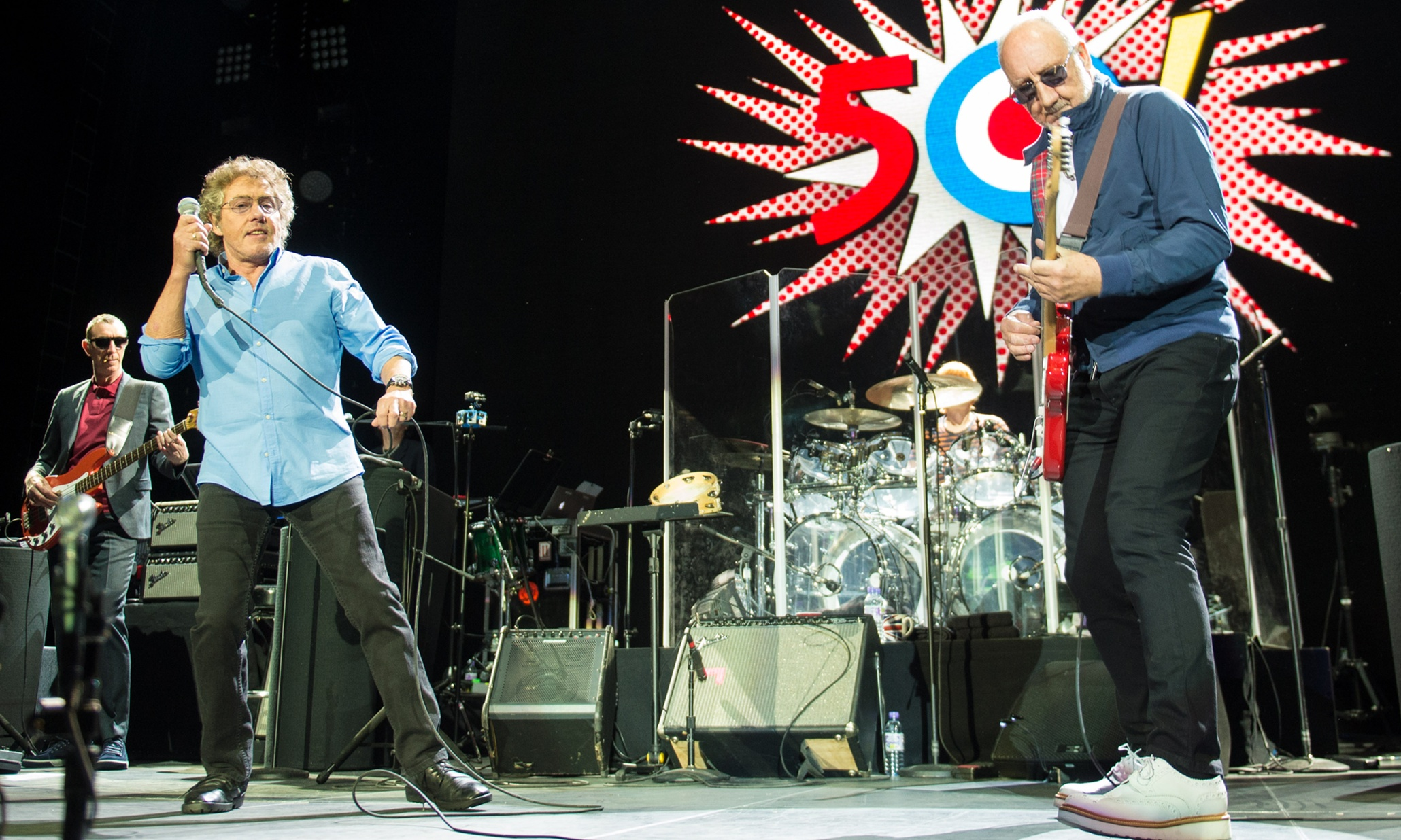 The Who live 2015