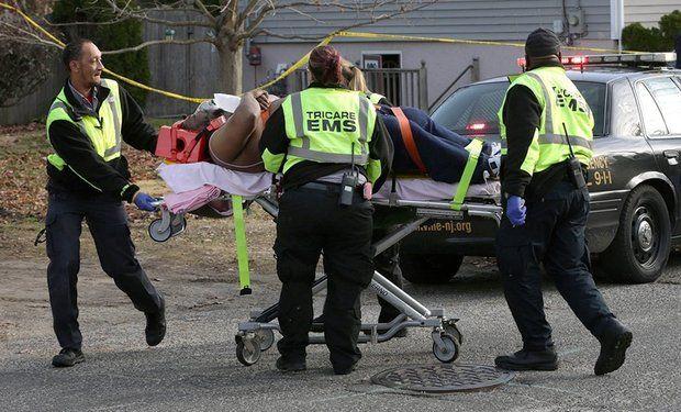 Beanie Sigel transporté à l'hopital