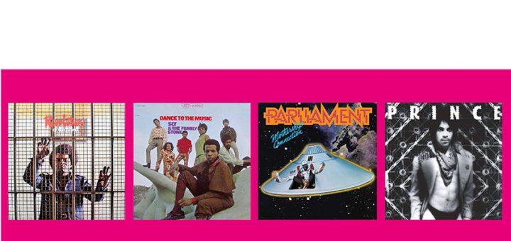 L'Histoire du Funk en 100 albums