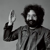 Jerry Garcia by Baron Wolman