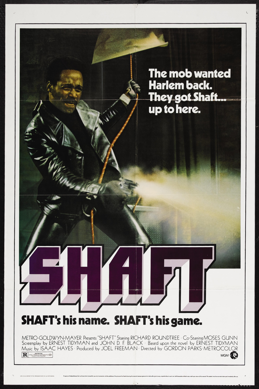 Isaac Hayes Movies And Tv Shows Cheap john shaft rides again | gonzo music