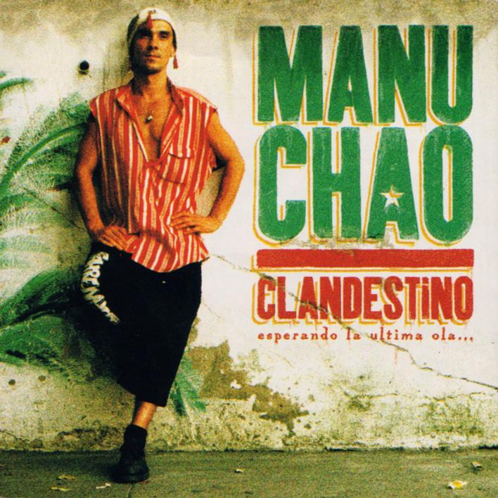 1998_Manu Chao Clandestino