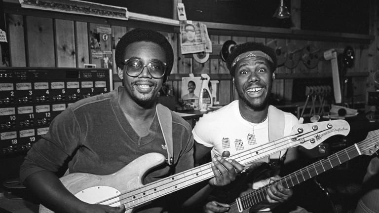 Nile Rodgers & Bernard Edwards