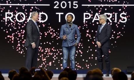Al Gore & Pharrell Williams