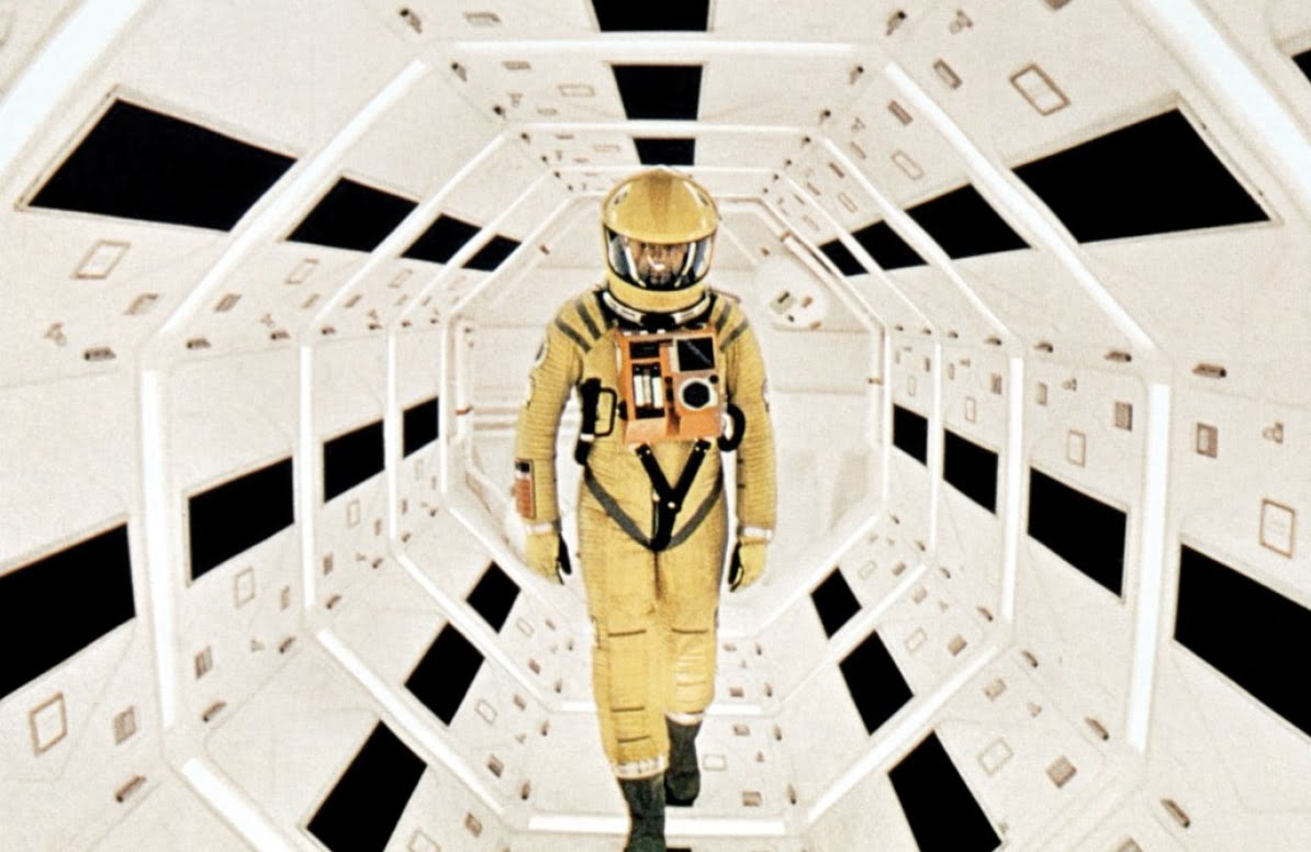 2001 Space Odyssey space-suit