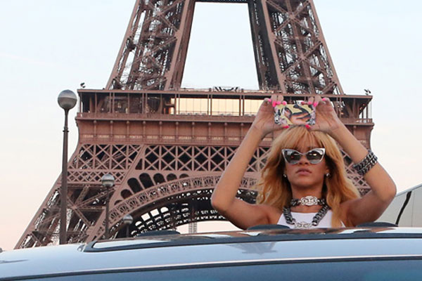 Riri in Paris 2