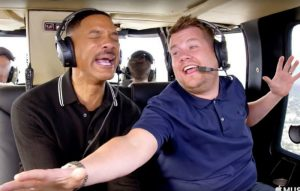 2017AppleMusic-WillSmith-JamesCorden-CarpoolKaraokeTrailer