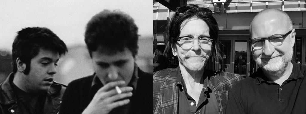 Grant & Bob avant et après