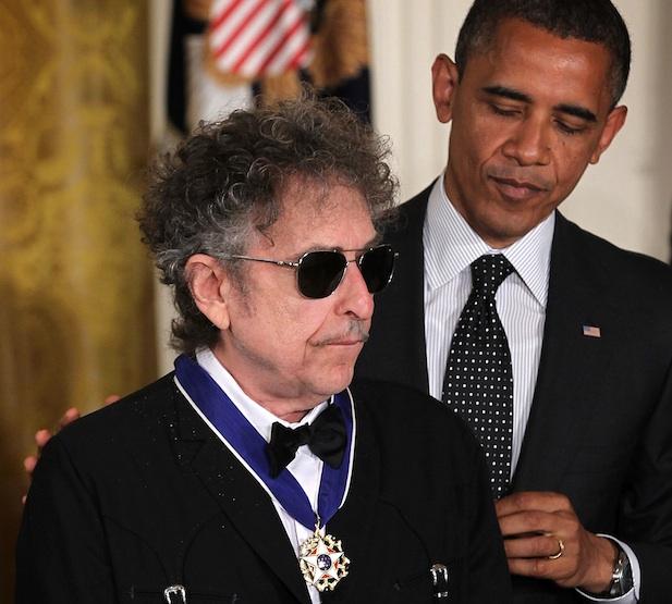 Obama Dylan