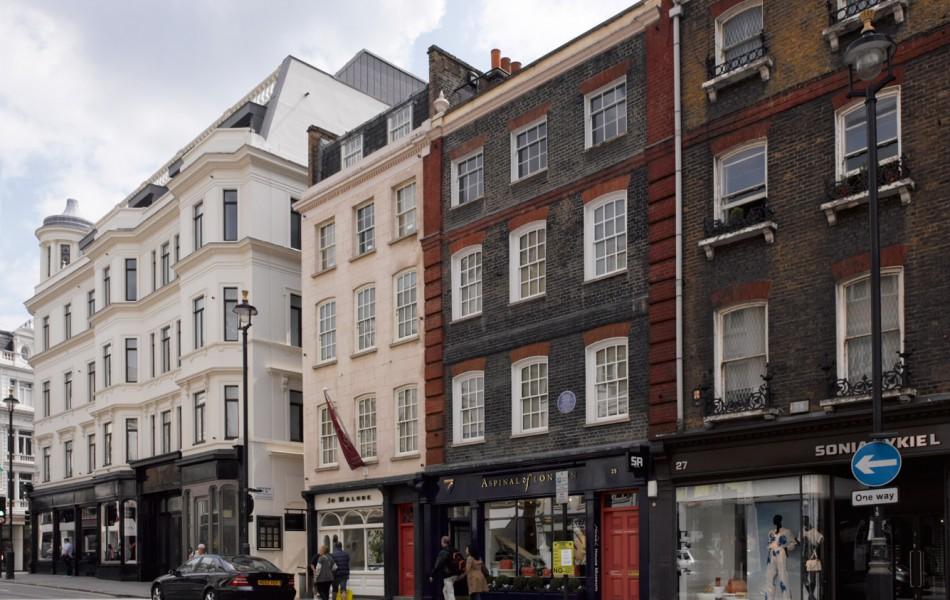 23 Brook Street, Mayfair