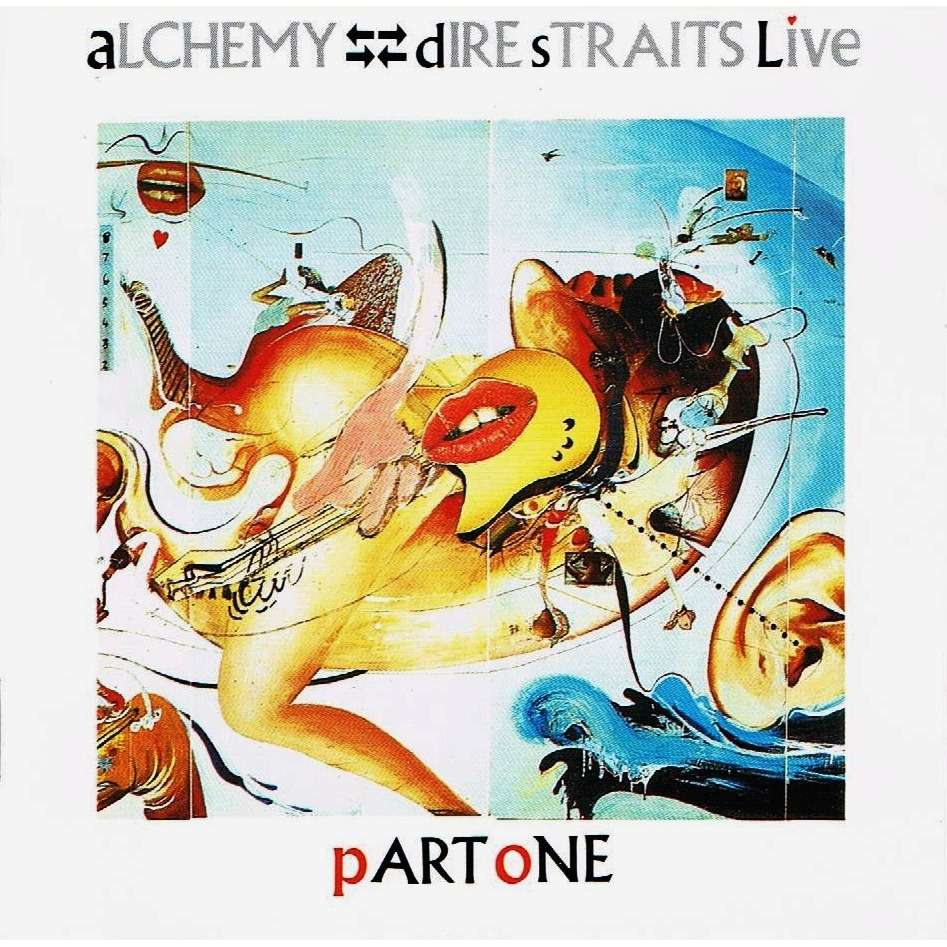 "Dire Straits live 83 ""Alchemy"""