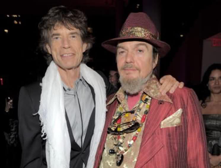 Dr. John & Mick Jagger