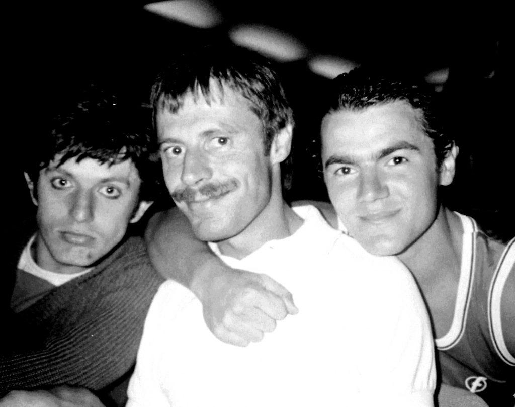 Kent, Philippe Constantin & Phil Pressing