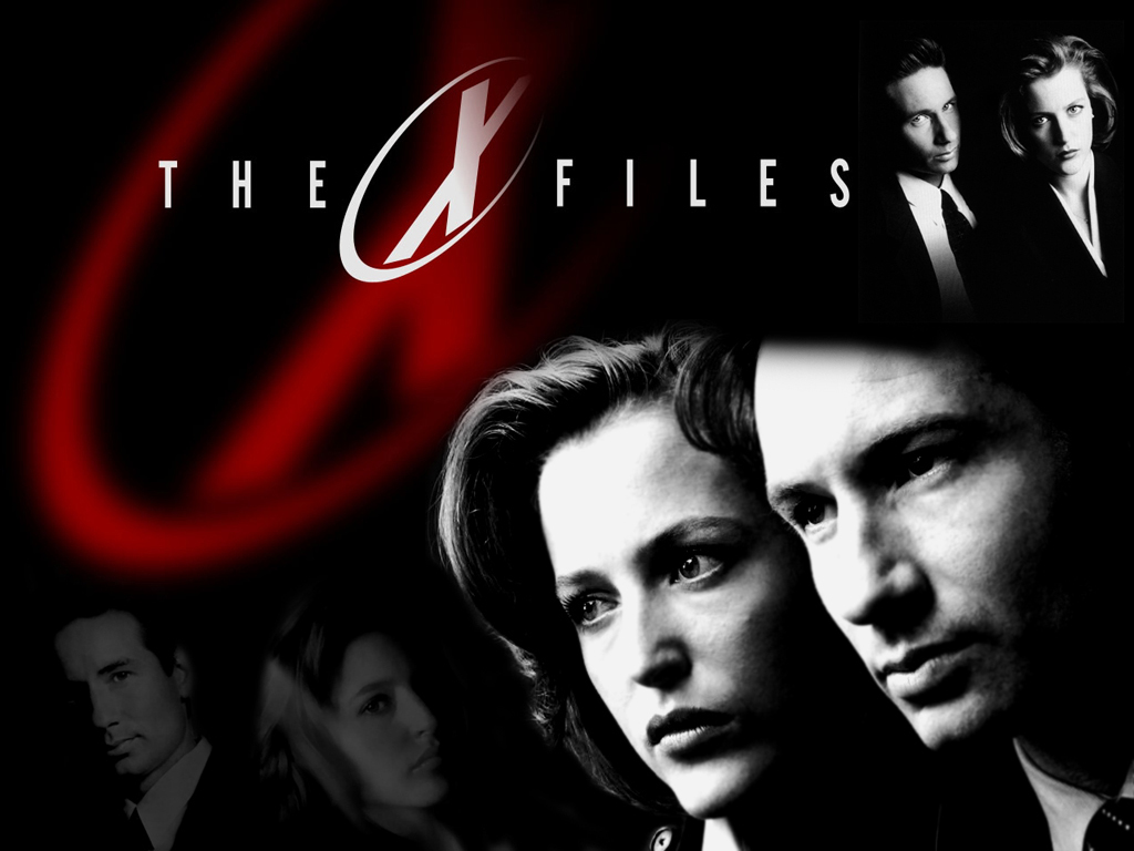 X-Files: Mulder & Sculey