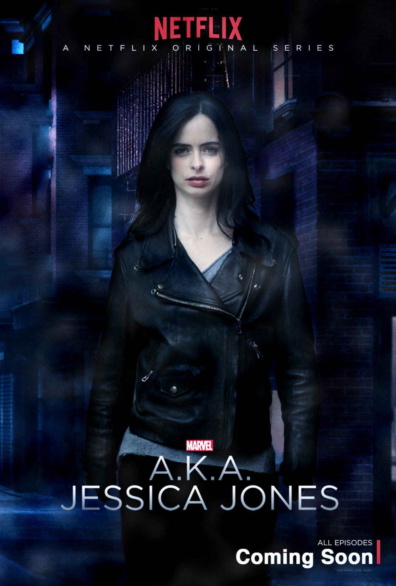 Krysten-Ritter- Jessica Jones