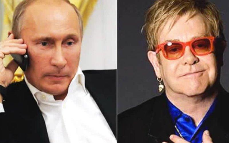 Poutine et Elton