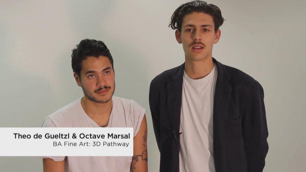 Octave Marsal et Theo De Gueltzl,