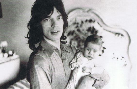 Jagger & baby