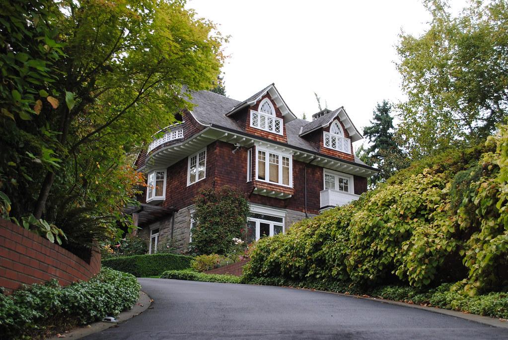 Kurt Cobain residence