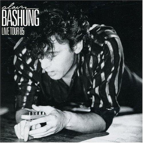 Alain Bashung Live Tour 85