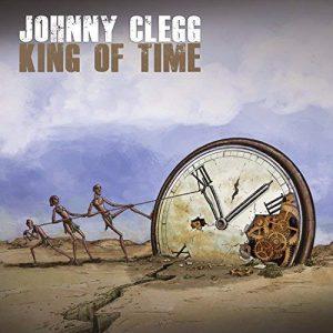 King of Time le nouvel album de Johnny Clegg