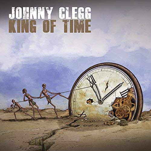 King of Time le nouvel album de Johnny Clegg