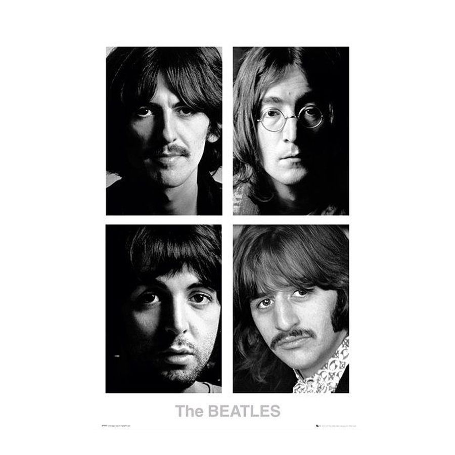 White Album The Beatles
