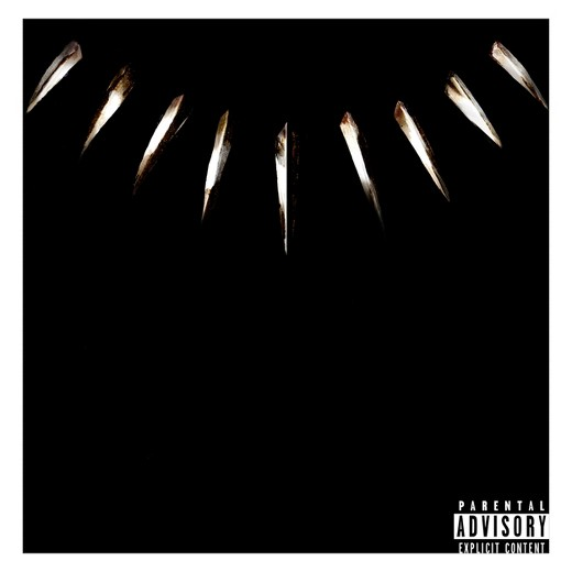 BLACK PANTHER : « The Album ( Music from and Inspired by ) »