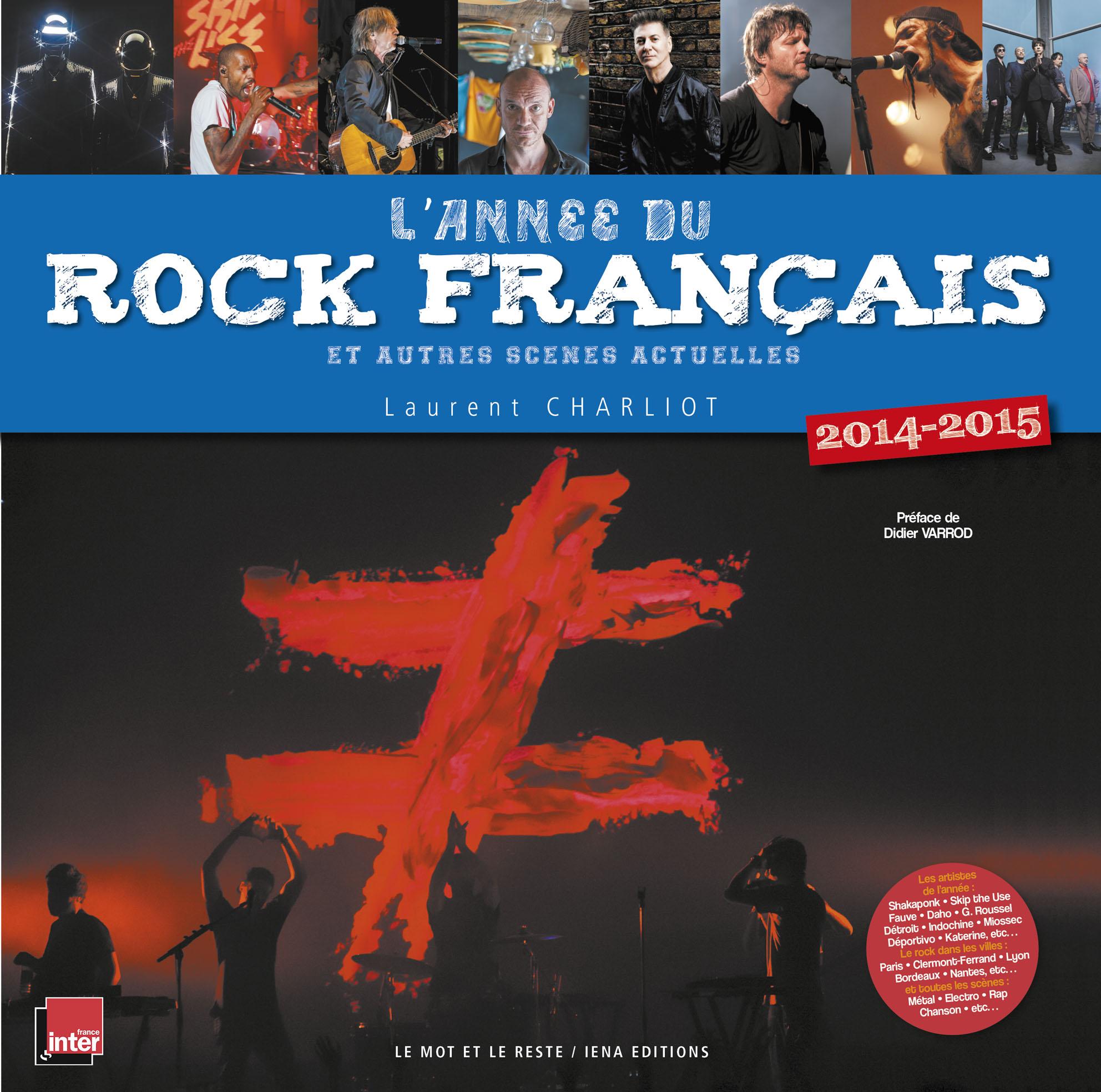 L'année du rock Français 2014