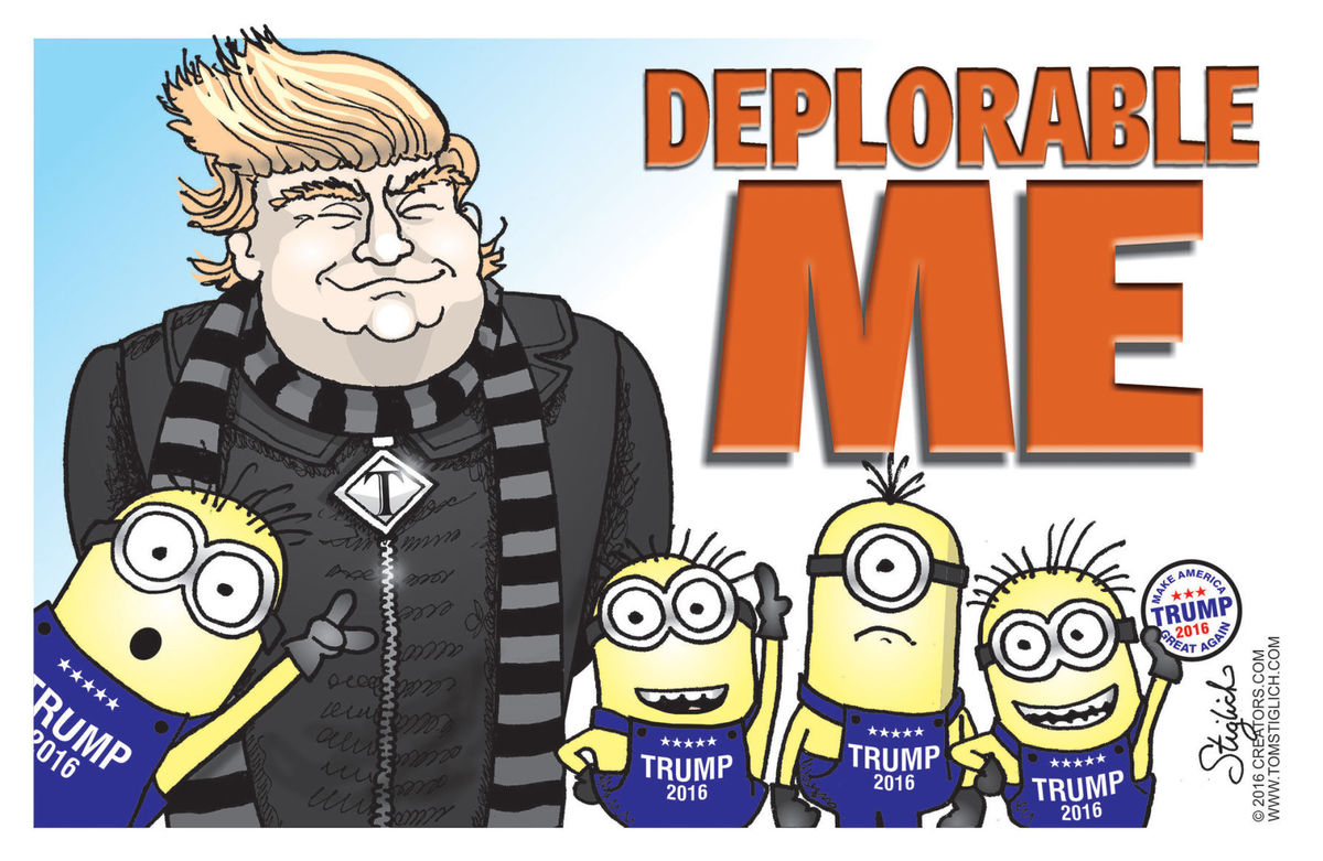 despicable trump