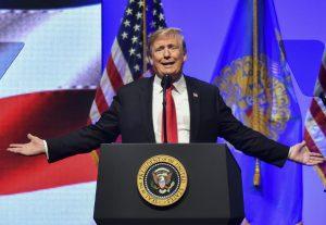 Donald Trump Indiana
