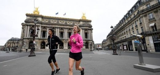 jogging paris
