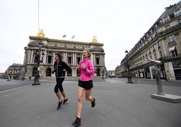 jogging paris