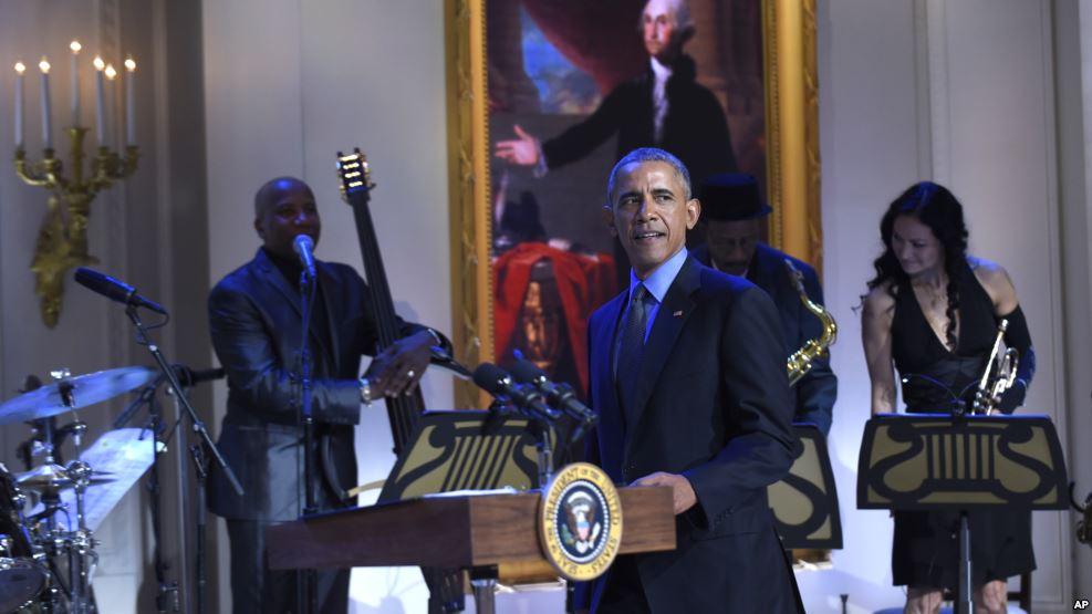 Barack Live