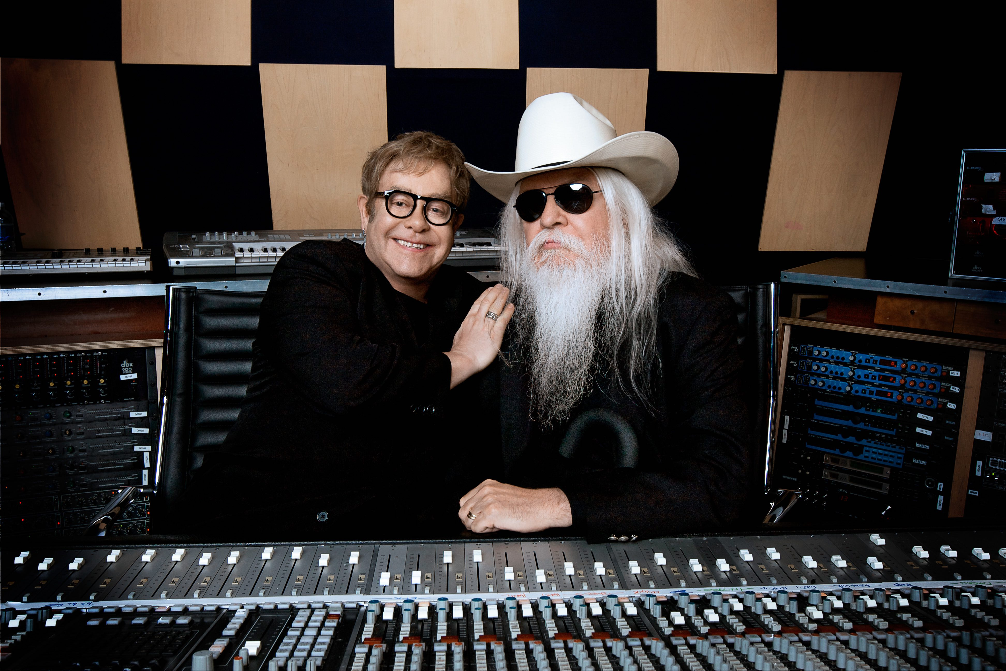 Elton & Leon