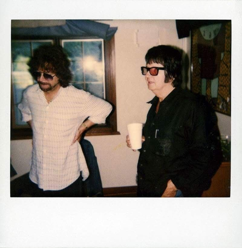 Jeff Lynne &  Roy Orbison