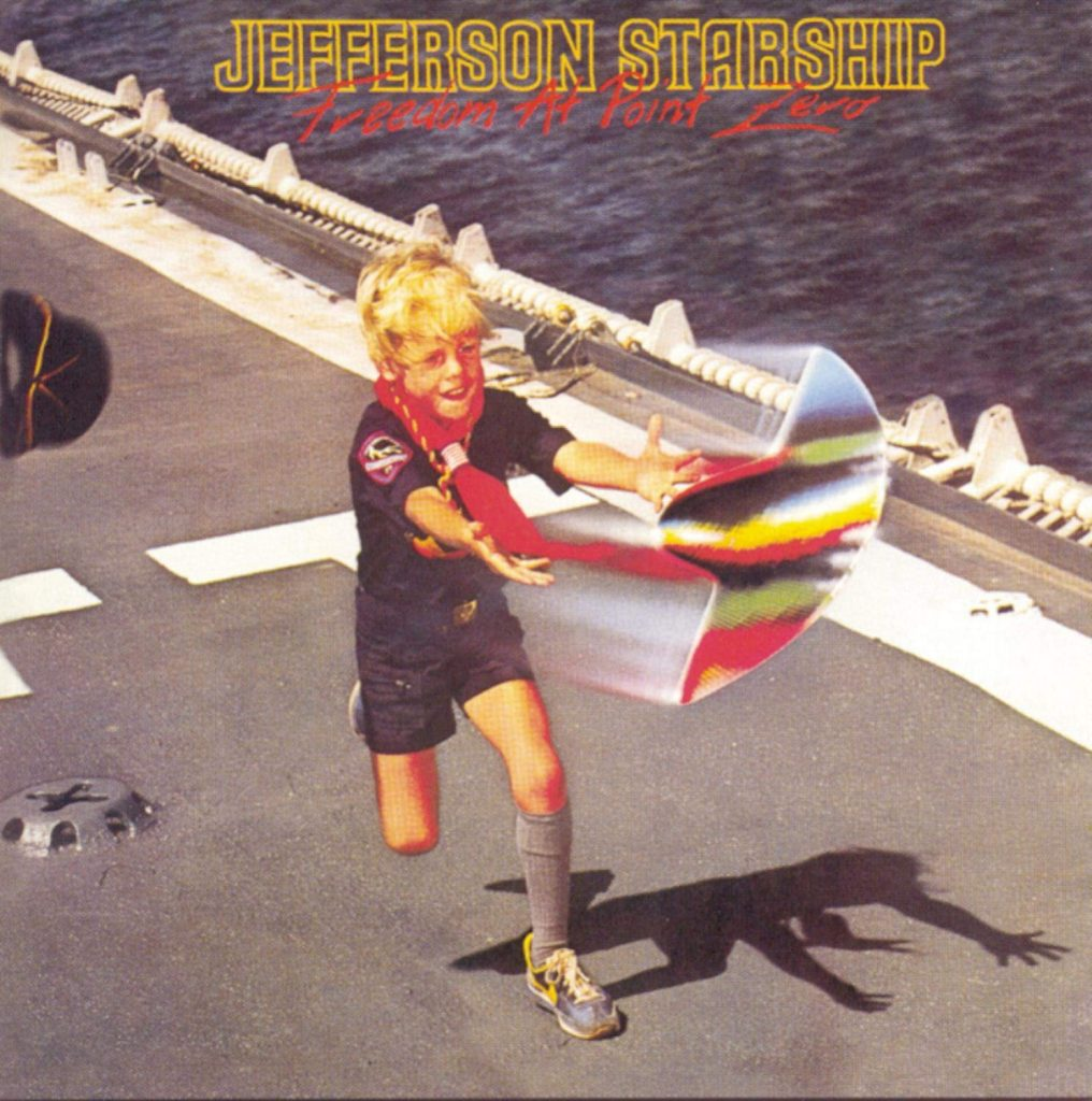 "JEFFERSON STARSHIP: ""Freedom At Point Zero"""