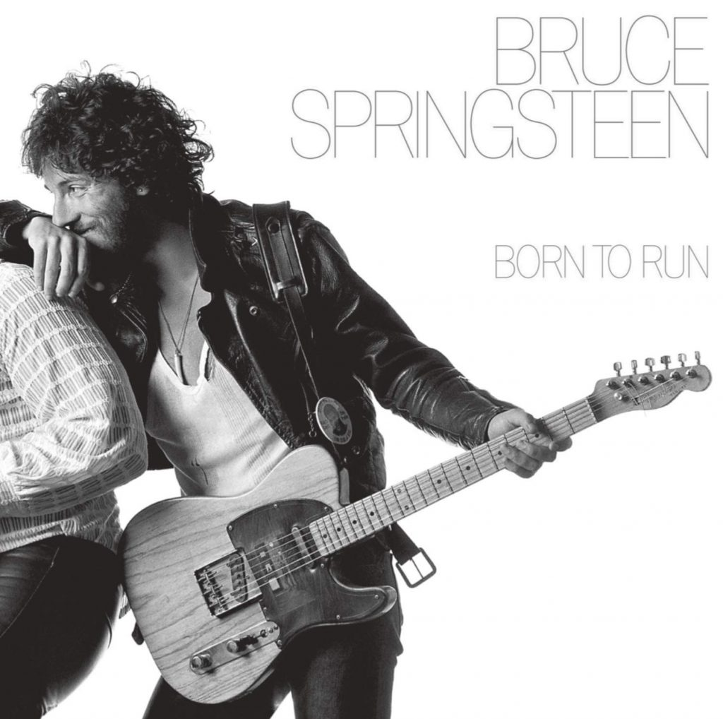 "BRUCE SPRINGSTEEN: ""Born To Run"""