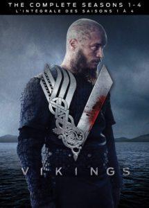VIKINGS - Intégrale des saisons 1 à 4 [Blu-ray]